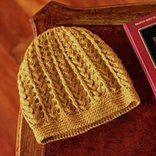 100% alpaca hat 'El Dorado'