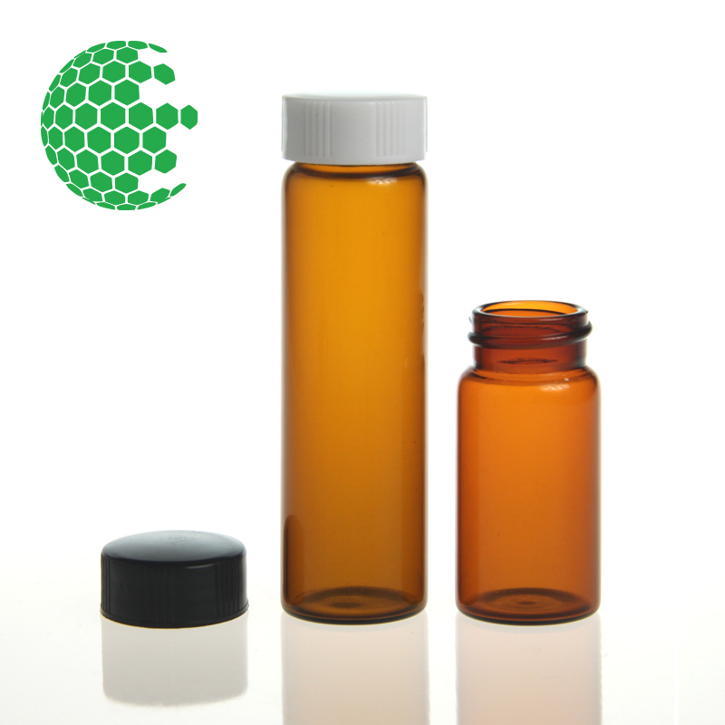 Emerald Caps for 10 mL Potency Extraction and Storage Vials (100pk)