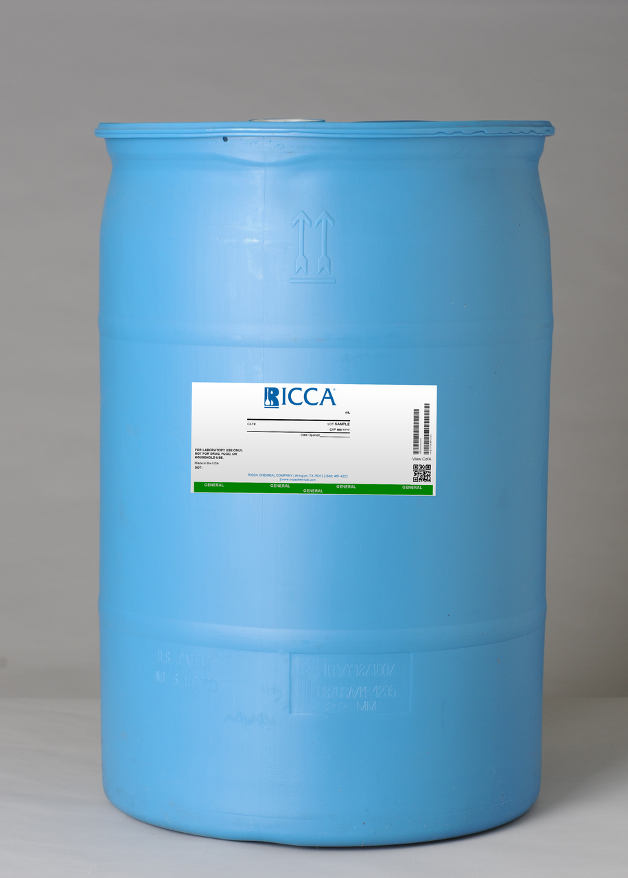 Ethanol, 200 Proof, Ricca, FCC, Extraction, Solvent (55Gal Drum)
