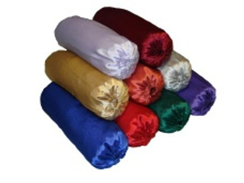 Cylinder Buckwheat Hull Pillow Bodytools Com