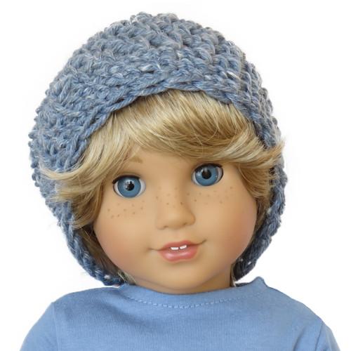 American Girl or boy doll slouch hat