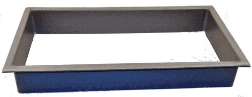 Large-Frigidaire-dipping-case-collar,-21-1-8-W-x-21-1-8-L-x-3-D