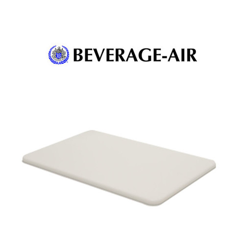 OEM Cutting Board - Beverage Air - P#: 705-290C-01