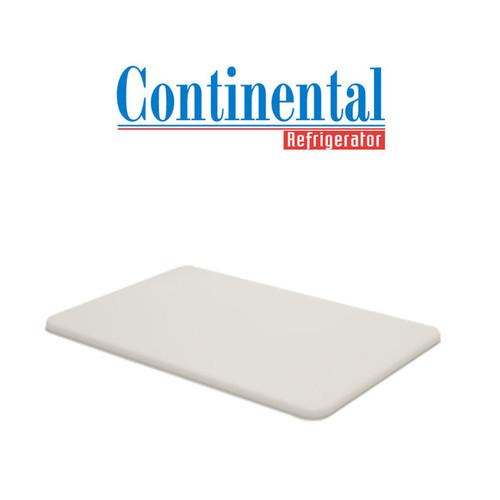 OEM Cutting Board - Continental Refrigeration - P#: 5-256