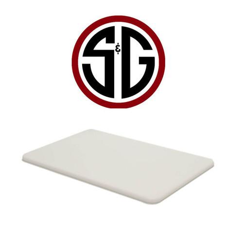 OEM Cutting Board - S&G Manufacturing - P#: WC70001
