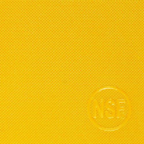15x20 Yellow Cutting Board