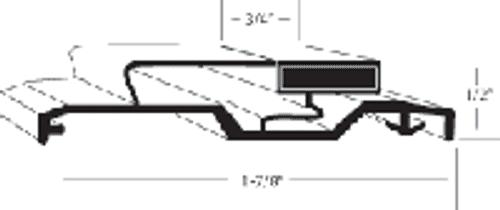 Ardco-Cooler-and-Freezer-Door-Gasket-Style-9538-33x63