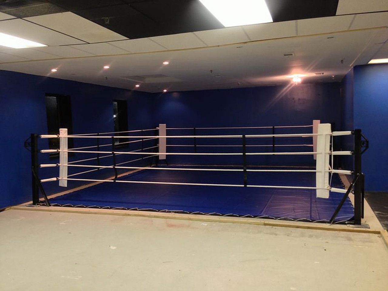 Prolast Boxing Ring Floor Style Pro Fight Shop 174