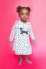 Toddler & Kids Dalmatian Knit Dress