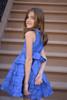 Sophie Catalou Girls Toddler & Kids Blue Darcy Dress 18m-10y