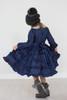 Infant Toddler & Kids Navy Tatiana Dress