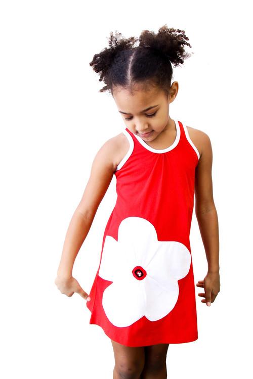 Sample Sale Crimson Beach Dress