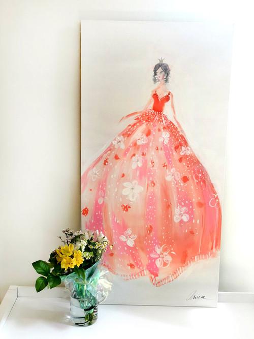 Princess Josephine Painting