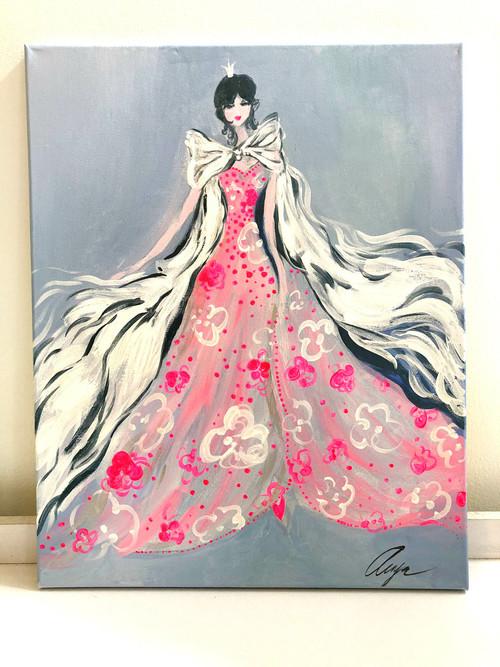 Princess Olivia Painting