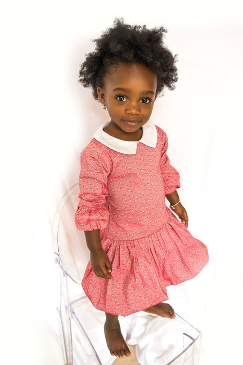 Toddler & Kids Ditsy Lilia Dress