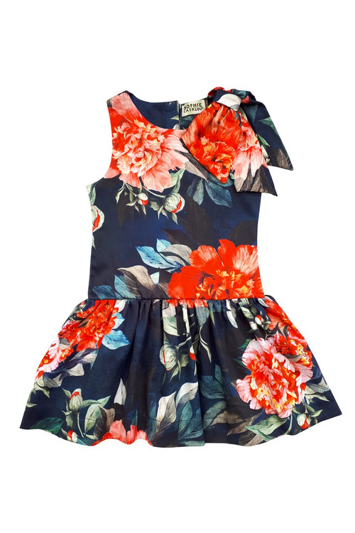 Toddler & Kids Savoy Irina  Dress