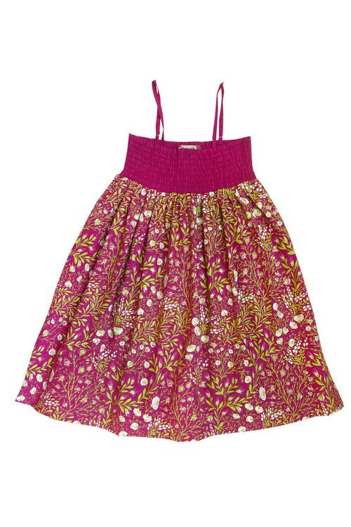 Sample sale  Purple C Provence Smocked Dress