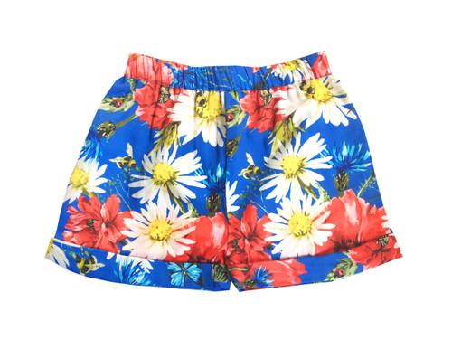Sample Sale Cornflower Blue Marseillaise Shorts