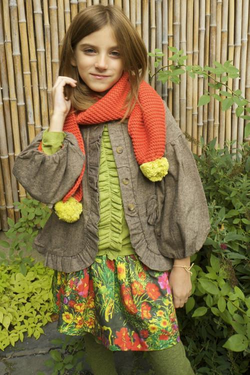 Sample Sale Tweed Bow Jacket