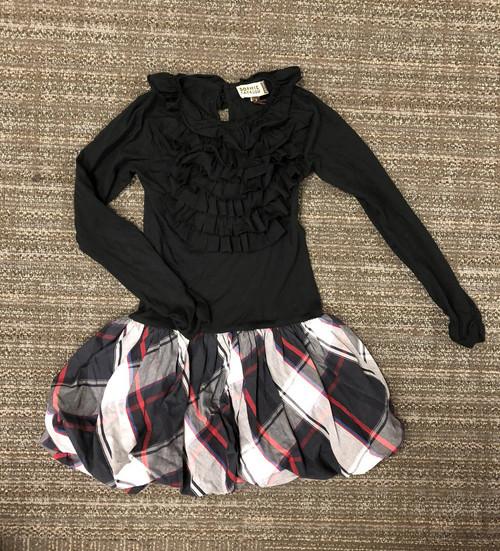 Sample Sale Black Kayla Dress