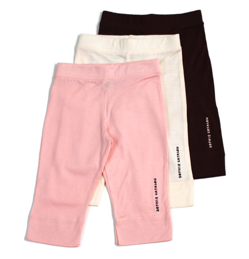 Sample Sale- Light Pink Leggings