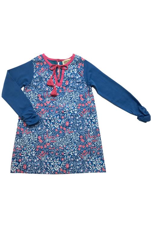 Toddler & Kids Royal Adela Shift Dress