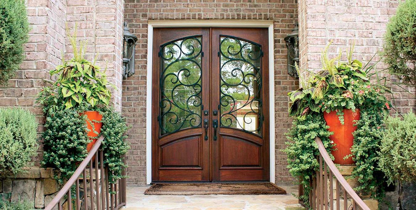 Grand Entry Doors