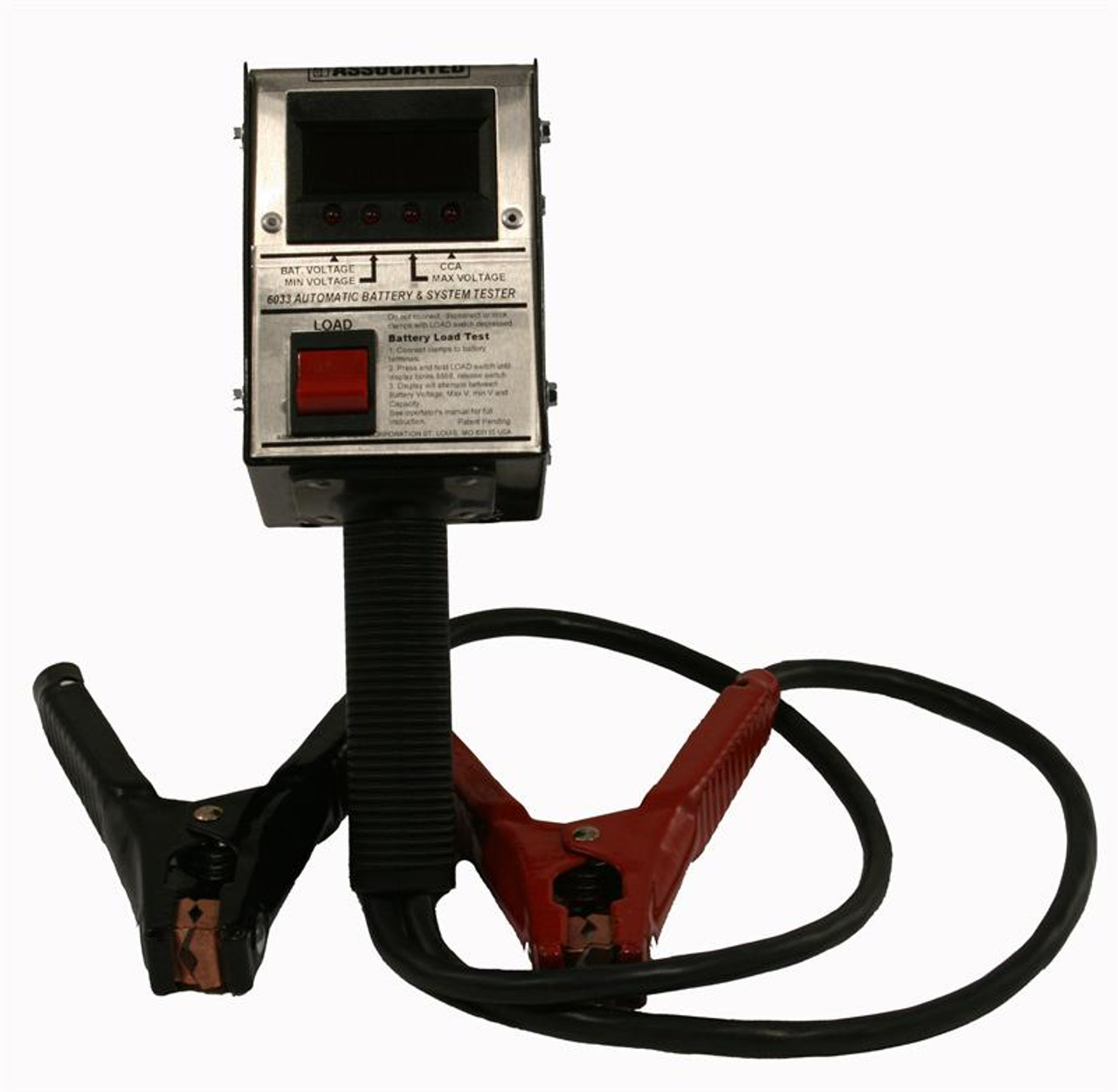 Hand Held Gold Tester : Associated hand held load tester mile equipment