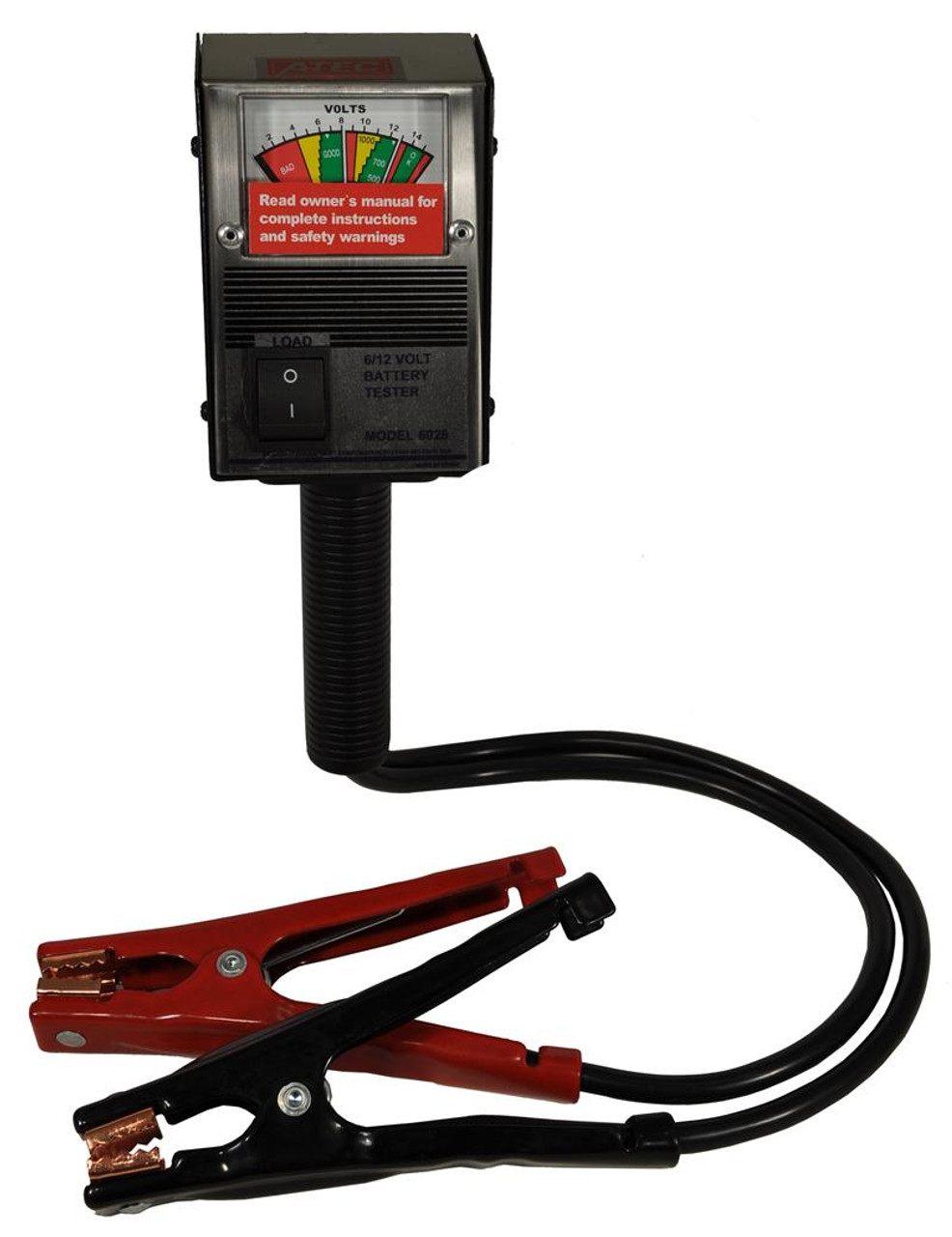 Associated Battery Tester : Associated hand held battery load tester mile