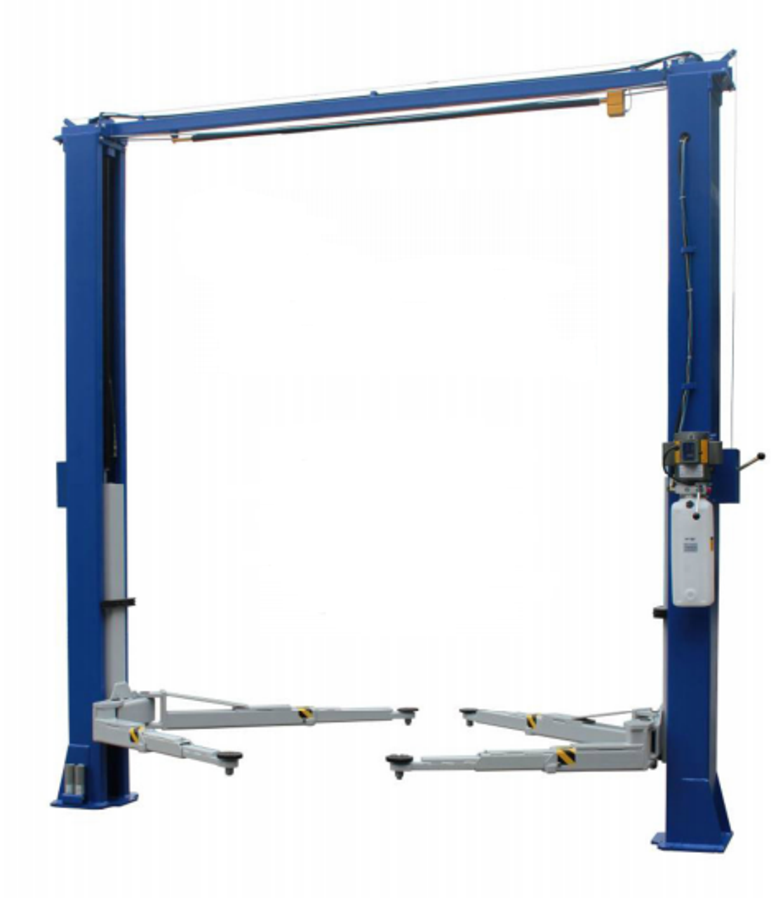 buy a tuxedo tp10kac dx two post lift mile x equipment air suspension diagram tuxedo tp10kac dx 10,000lb capacity two post lift etl ali certified