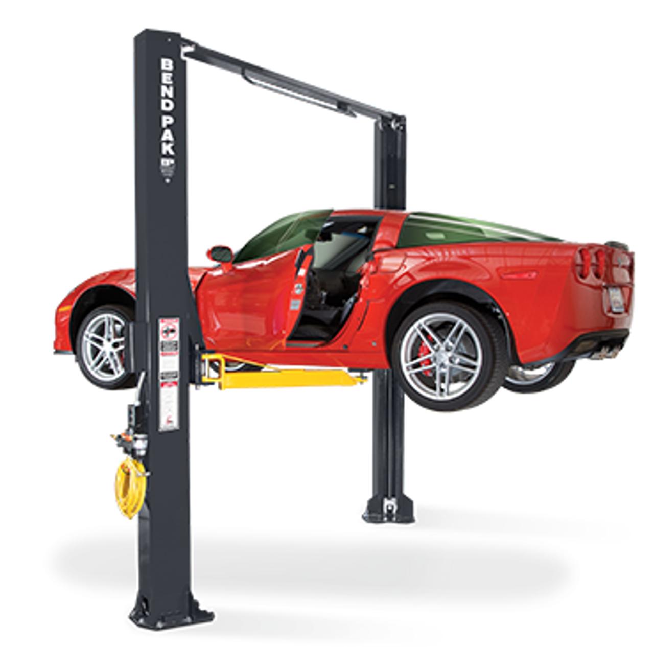 bendpak xpr 10as dual width, 10,000 lb capacity, two post lift truck wiring diagram bendpak xpr 10as dual width, 10,000 lb capacity, two post lift