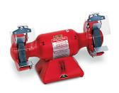 """Baldor 7"""" Grinder, 3,600 RPM, Stamp Steel Tool Rest, Non-Exhaust"""