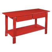 Ranger RWB-2D Heavy Duty Work Bench/2-Drawer, 1 Shelf