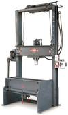 Dake 42-501 50 Ton Elec-Draulic II Rolling Bed Hydraulic Press
