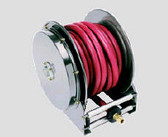 Hosetract LDS-1045 Stainless Steel Hose Reel