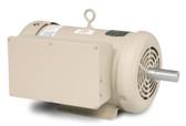 Baldor DEL3733TM 7.5 HP 1725 RPM TEFC Dairy Vacuum Pump Motor