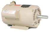 Baldor UCL345 3-4.5 HP 3450 RPM Single Phase OPAO Grain Dryer Vane Axial Fan Motors