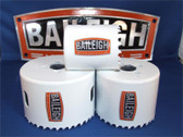 "Baileigh Industrial HS-1375T 1 3/8"" Round Tube Hole Saw"