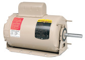 Baldor CHC3525A 1/2 HP 1100 RPM TEAO Single Phase HVAC Motor