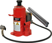 Norco 76312A 12 Ton Air/Hydraulic Bottle Jack