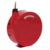ReelCraft 7670 ELP Heavy Duty Enclosed Spring Retractable Hose Reel