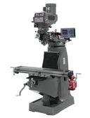 JET 690107 JTM-4VS Mill, 3 Ph, ACU-RITE 200S DRO and X-Axis Powerfeed