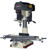 Jet 350119 JMD-18 Drill Press with A-Axis Powerfeed, 2HP, 115V