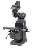 JET 690258 JTM-1050 Mill with ACU-RITE 200S DRO and X,Y and Z-Axis Powerfeed and Power Draw Bar
