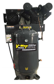 BENDPAK VMX‐7580V‐603 V‐Max Elite Air Compressor / 7.5 HP / 80‐Gallon Vertical Tank
