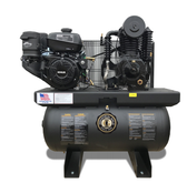 INDUSTRIAL GOLD CI14GEK30 14 HP ENGINE DRIVEN AIR COMPRESSOR