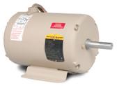 Baldor UCME570 5-7.5 HP 3450 RPM Three Phase OPAO Grain Dryer Vane Axial Fan Motor