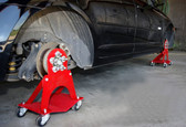 Merrick M998074 Auto Dolly Roll Around Attachment Kit