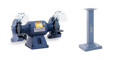 Baldor 8100w 8 Quot Bench Grinder With Ga16 Pedestal Package