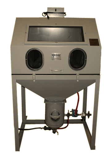 Cyclone DP 38 Direct Pressure Abrasive Blast Cabinet (